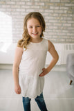 Crochet Shift Dress (Girls)