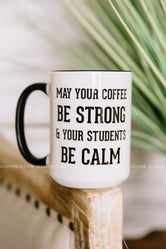 LB Exclusive Teacher Mugs (15 oz)