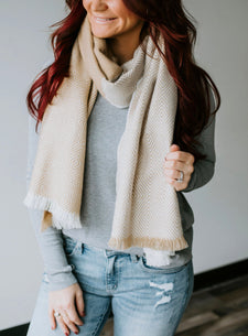 Cozy Afternoon Scarf