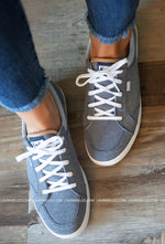Keds Center Denim Sneaker