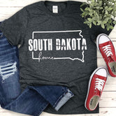 "South Dakota ""Home"" Tee"