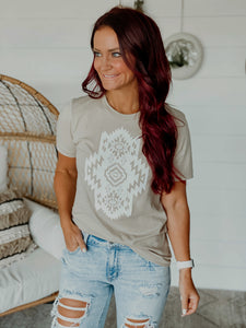 Ticket To Tulum Aztec Tee