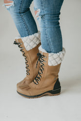 Sorel Whistler Tall Boot