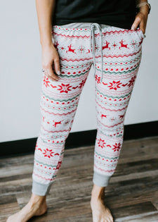 Holly Jolly Joggers