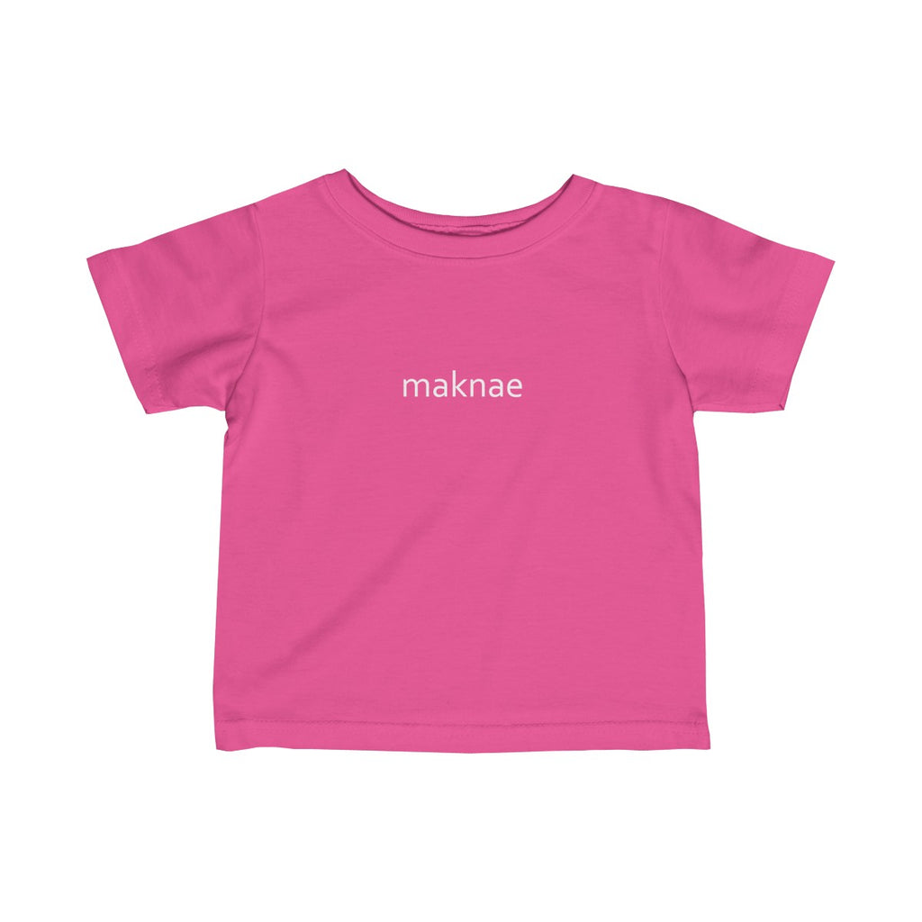 Maknae Infant T shirt