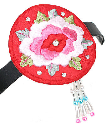 Hanbok Royal Round Headband (Size 1-2)