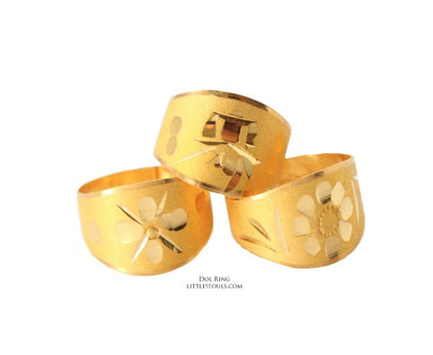 Dol Gold Ring (1/2 Don)