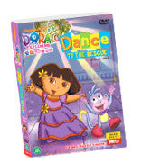 DVD Dora Dance to the Rescue (Region Code 3)