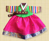 100th Day Girl New Traditional Hanbok