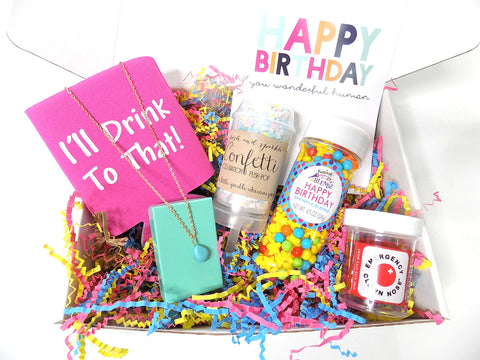 BIRTHDAY BLISS BOX
