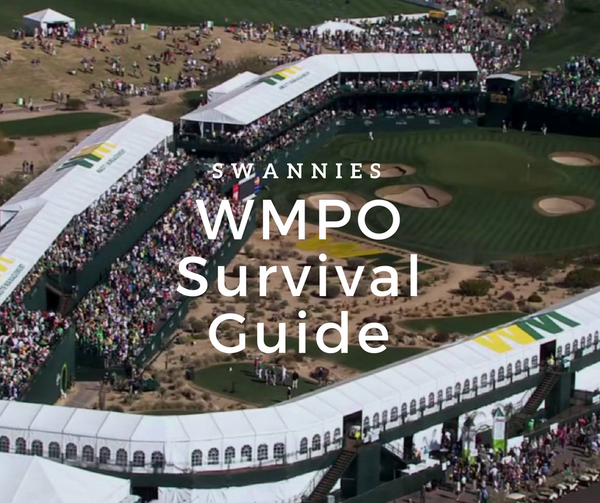 5 things you need for the Waste Management Phoenix Open