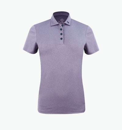 Swannies Campbell Polo Lavender (Women's)