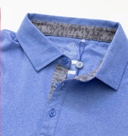 Swannies Holen Polo Blue