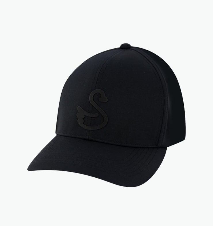 Kirk Hat (Fitted) - Black Swan