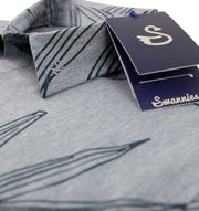 Swannies Madden Button Down Shirt - Close Up 2
