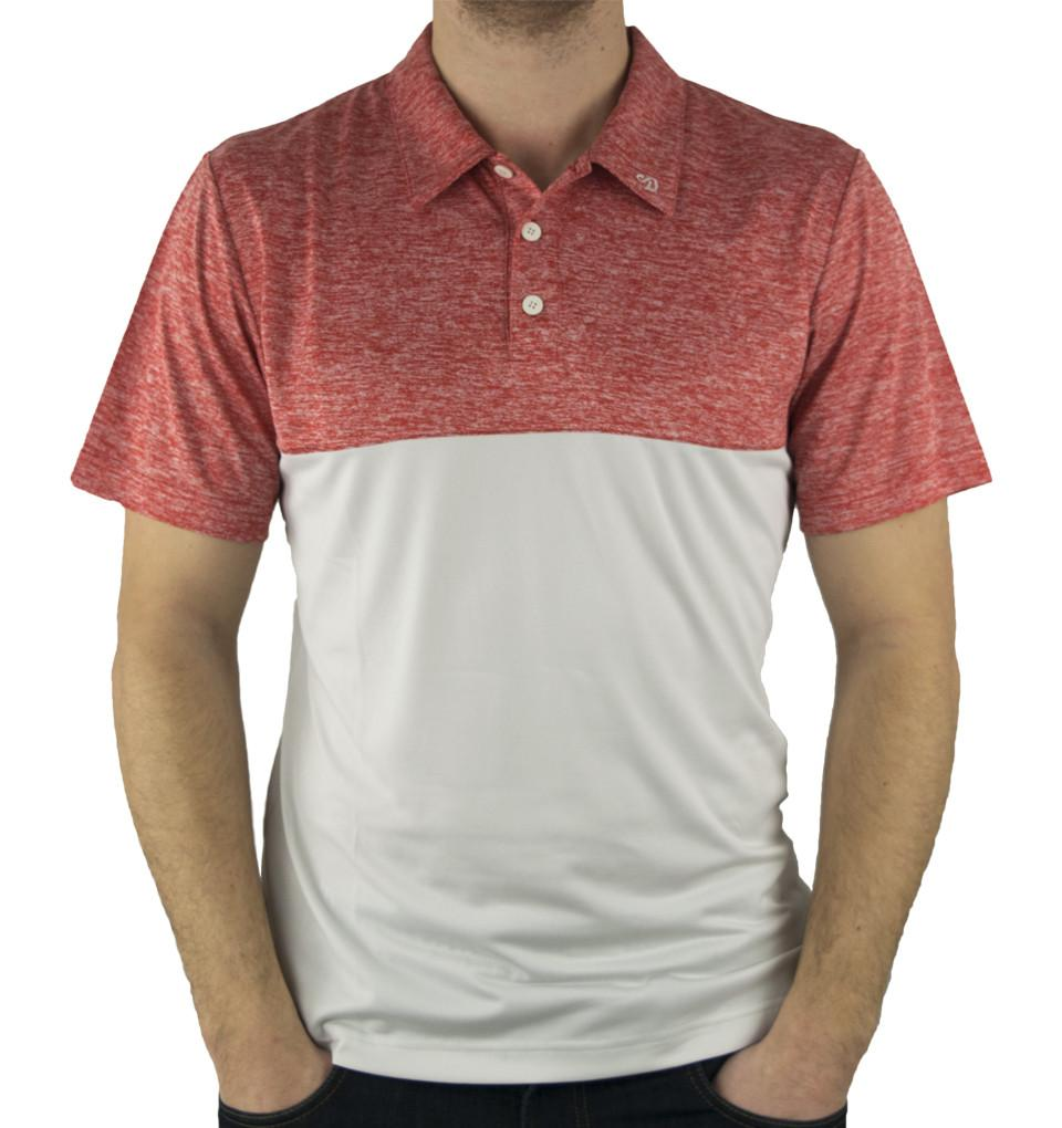 swannies team polo red