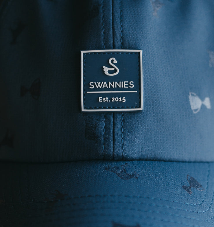 Swannies Smith Hat - Close Up
