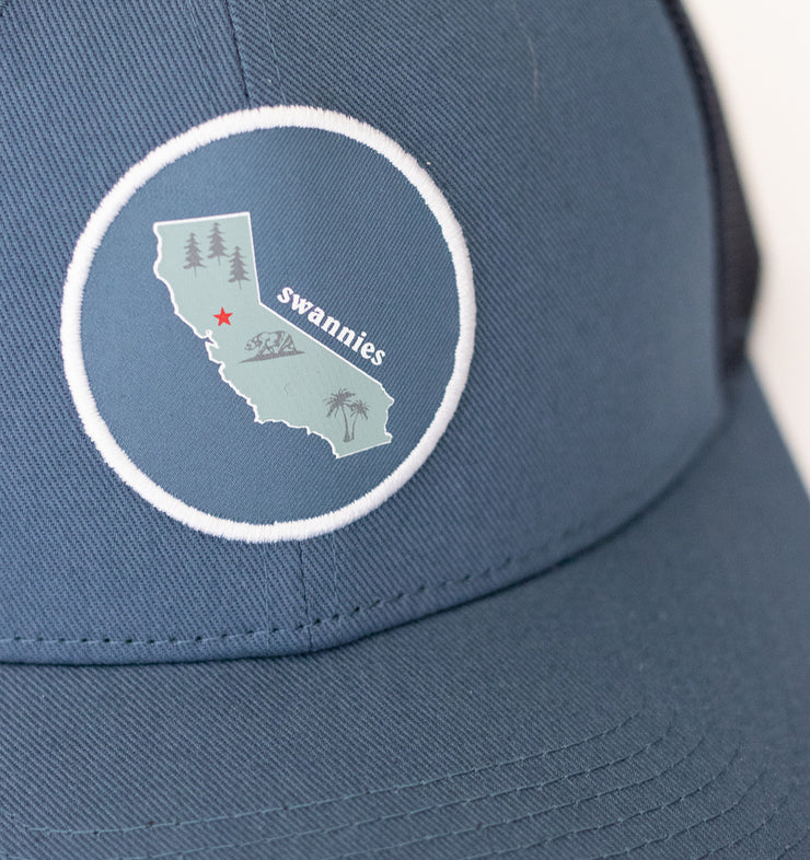 Regional Patch Hats