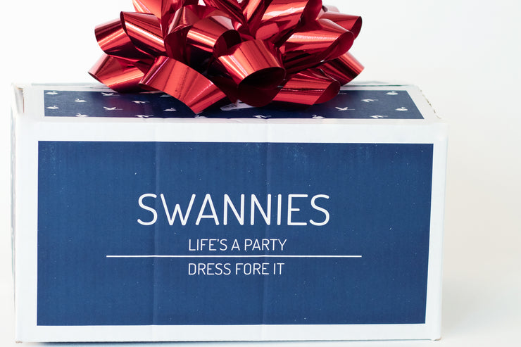 Swannies Flock Quarterly Box - Annual Gift