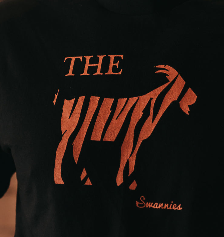 Swannies Tiger Goat T-Shirt