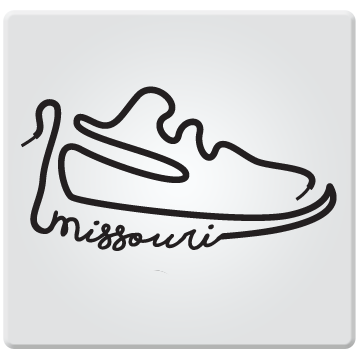 Missouri Shoelace