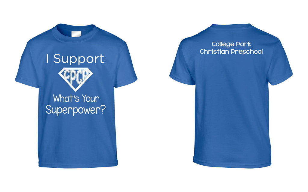 CPCP 'I Support' Shirt
