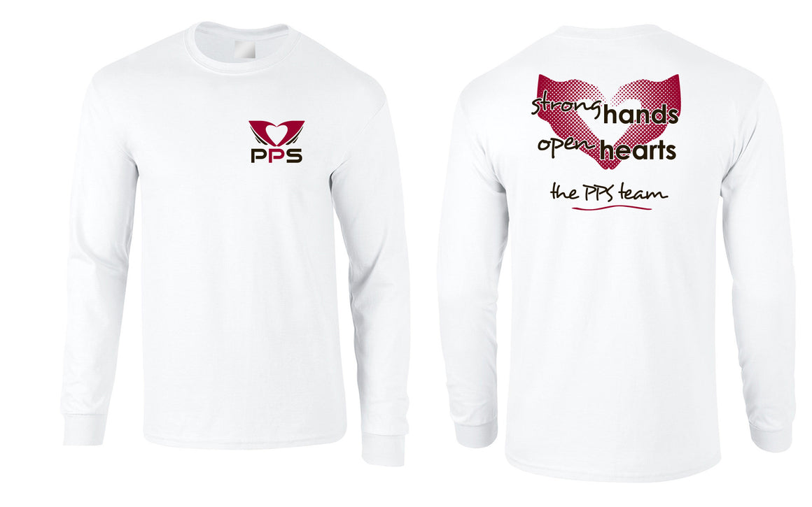 PPS - Long Sleeve White