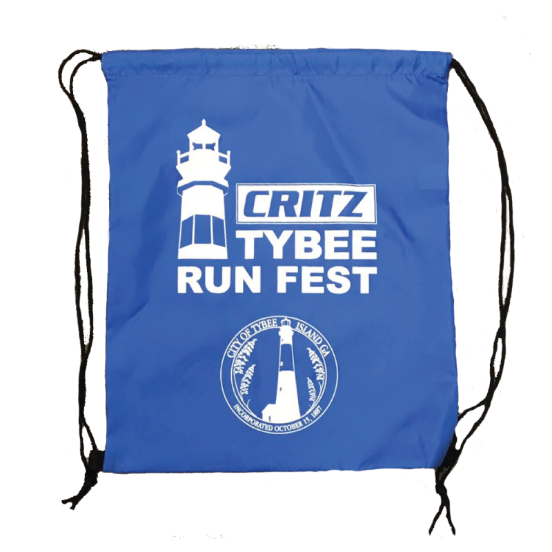 Critz Tybee Run Fest Cinch Bag