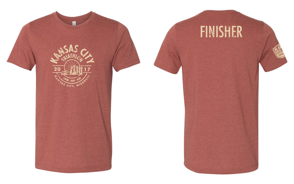 KCTri Finisher Shirt