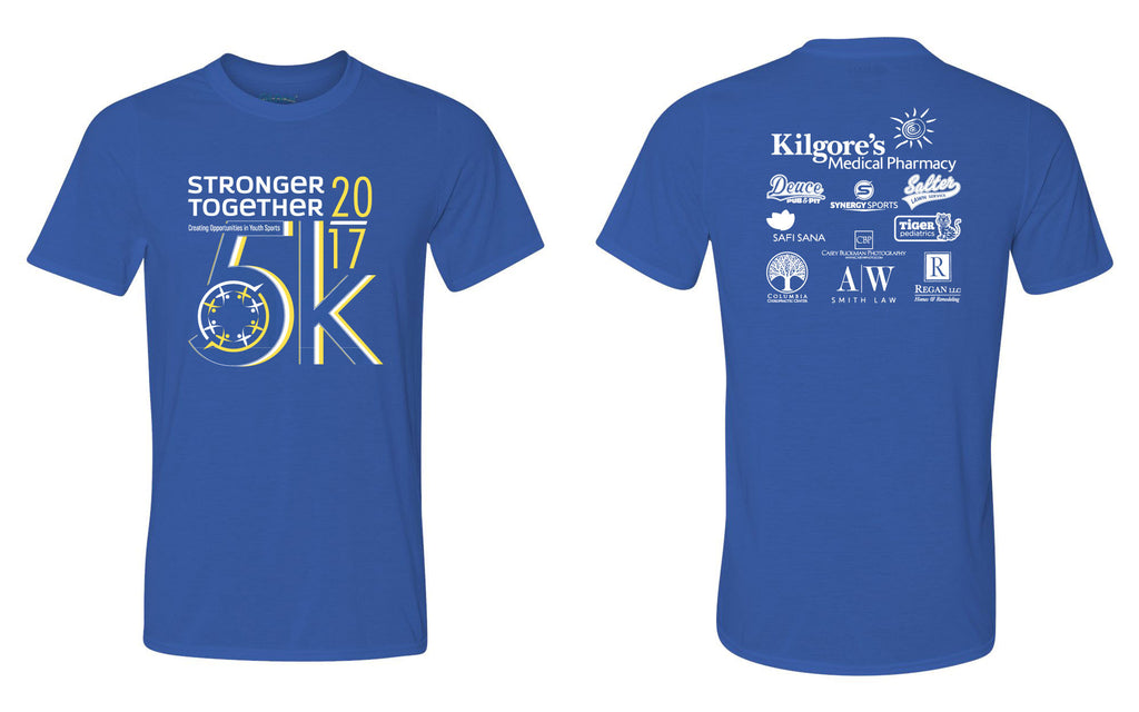 2017 Stronger Together 5K