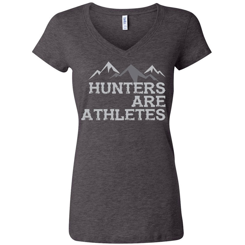 Hunters Are Athletes Ladies
