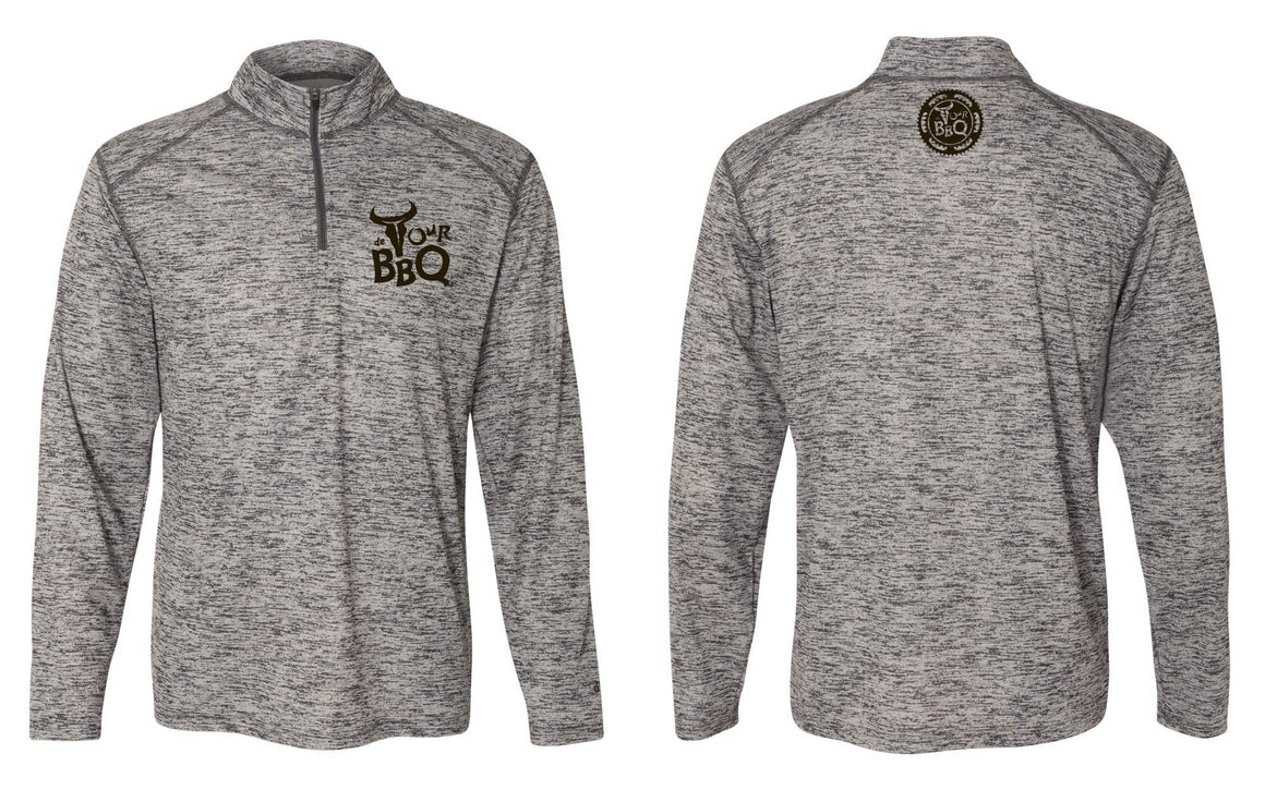 2018 Tour-de-BBQ Quarter Zip