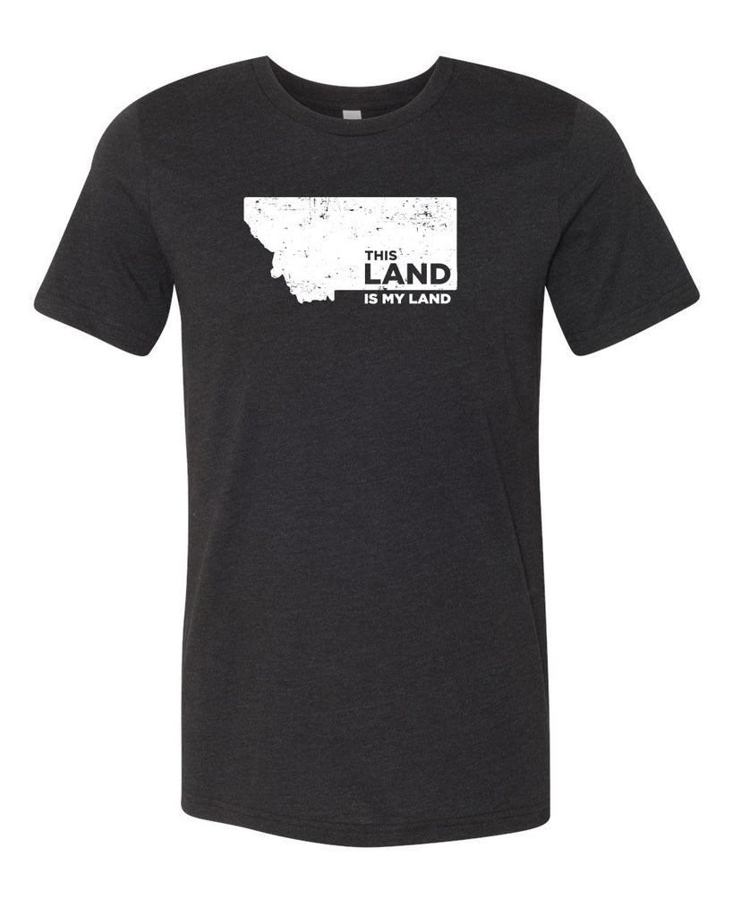 Montana My Land Short Sleeve