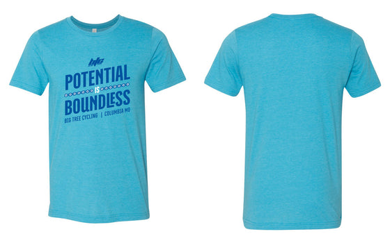 BTC Potential is Boundless Tee