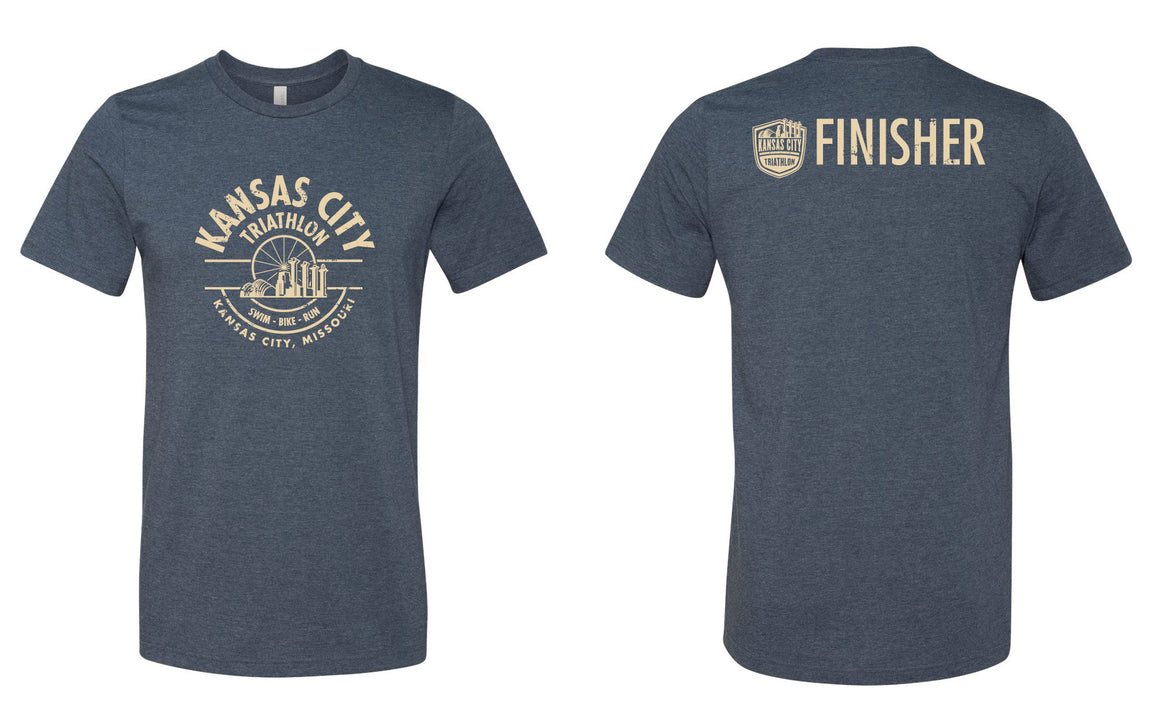 KC Triathlon - Finisher Tee