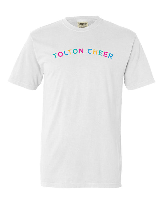 Tolton Cheer Shirt 2019
