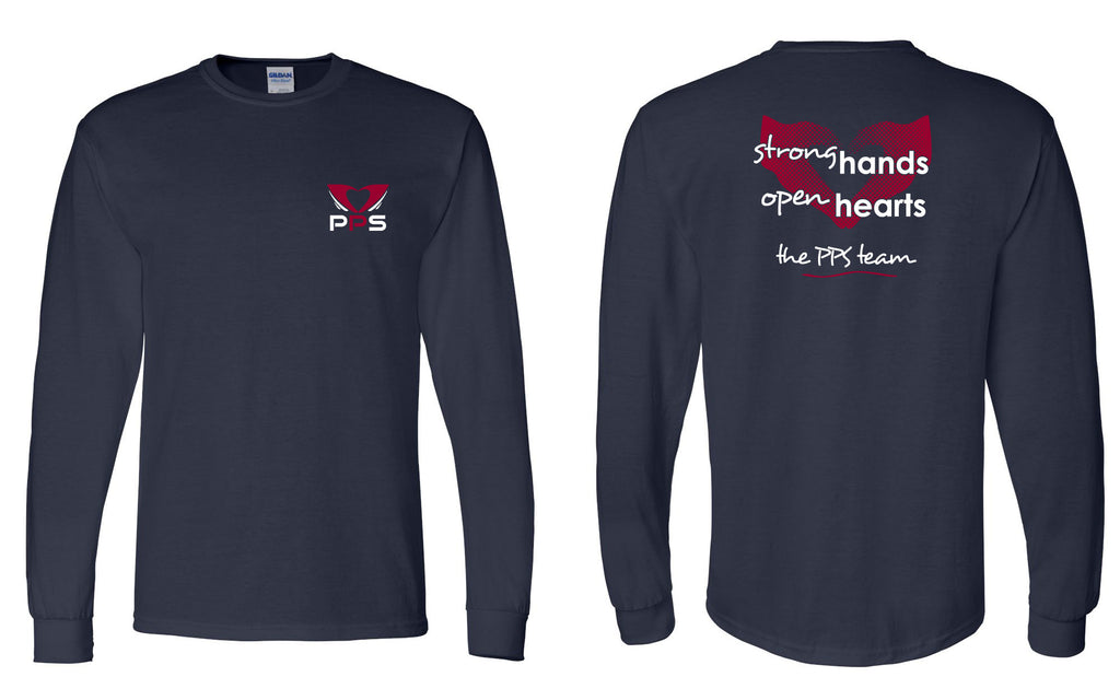 PPS - Long Sleeve Navy