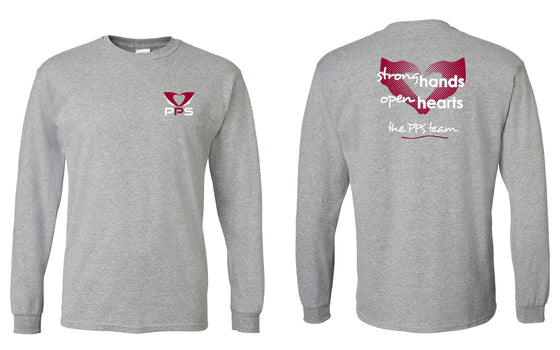 PPS - Long Sleeve Heather