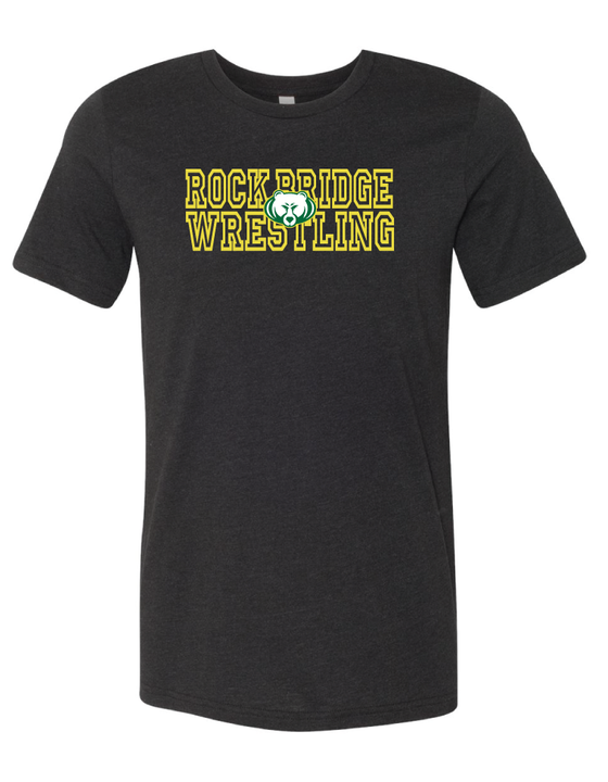 Rock Bridge Wrestling Blended Tee