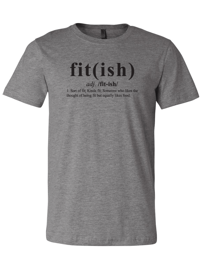 Fit-ish Blended Tee