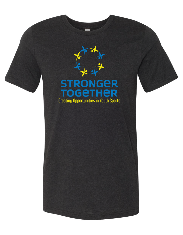Stronger Together Blended Tee