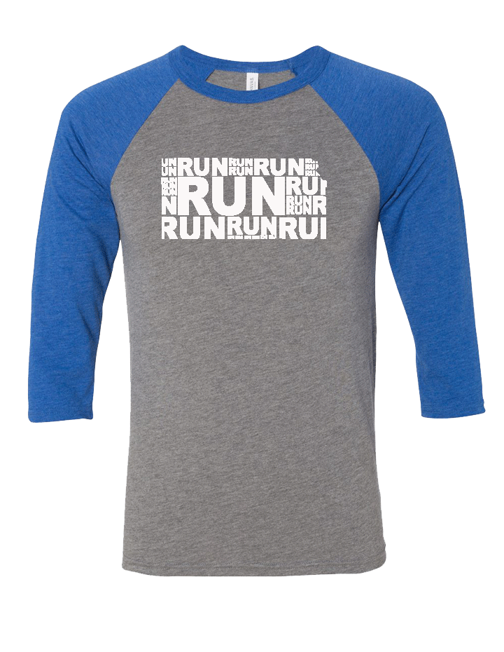 KCM Run State (KS or MO) Baseball Tee