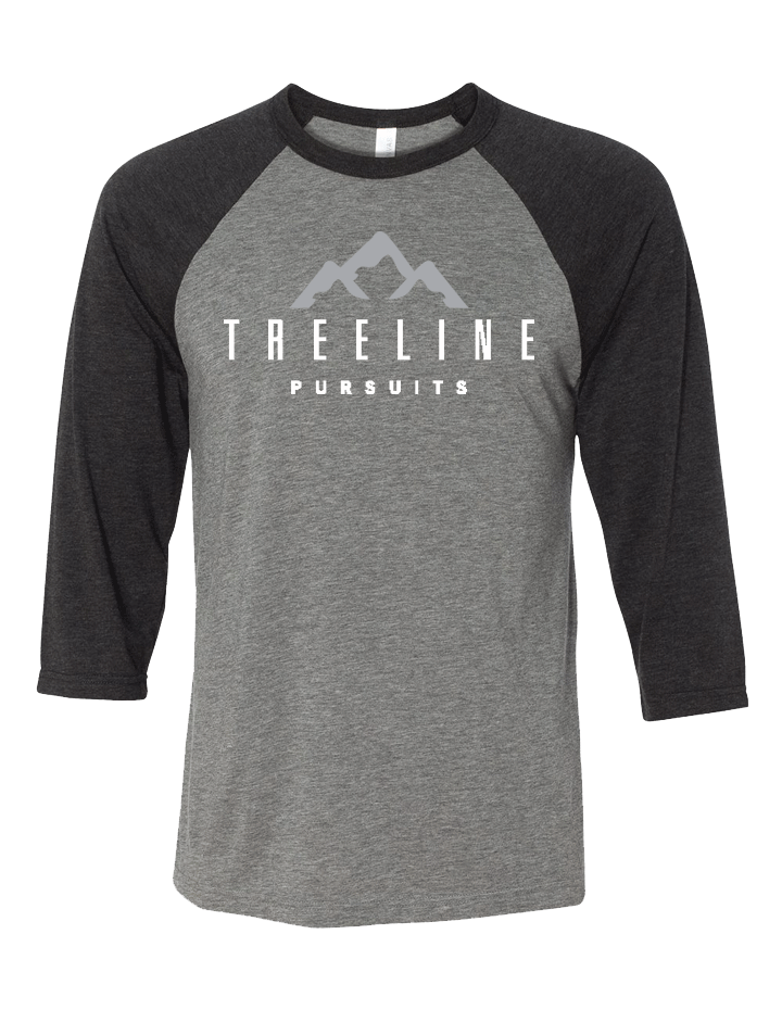 Treeline Pursuits Baseball Tee