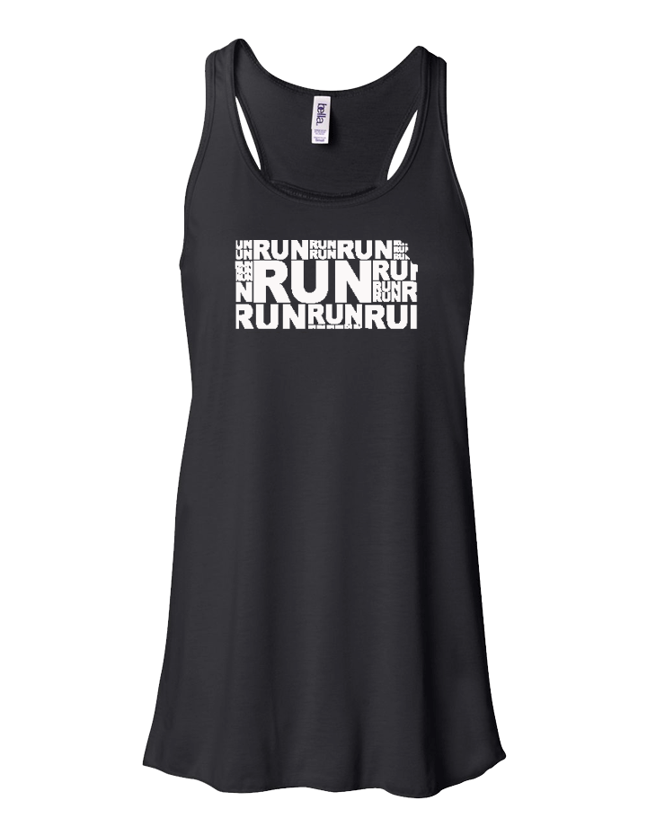 Run (Repeat) Kansas Flowy Tank