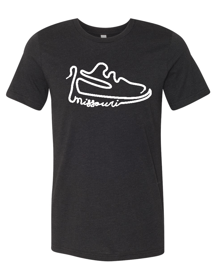 Missouri Shoelace Blended Tee