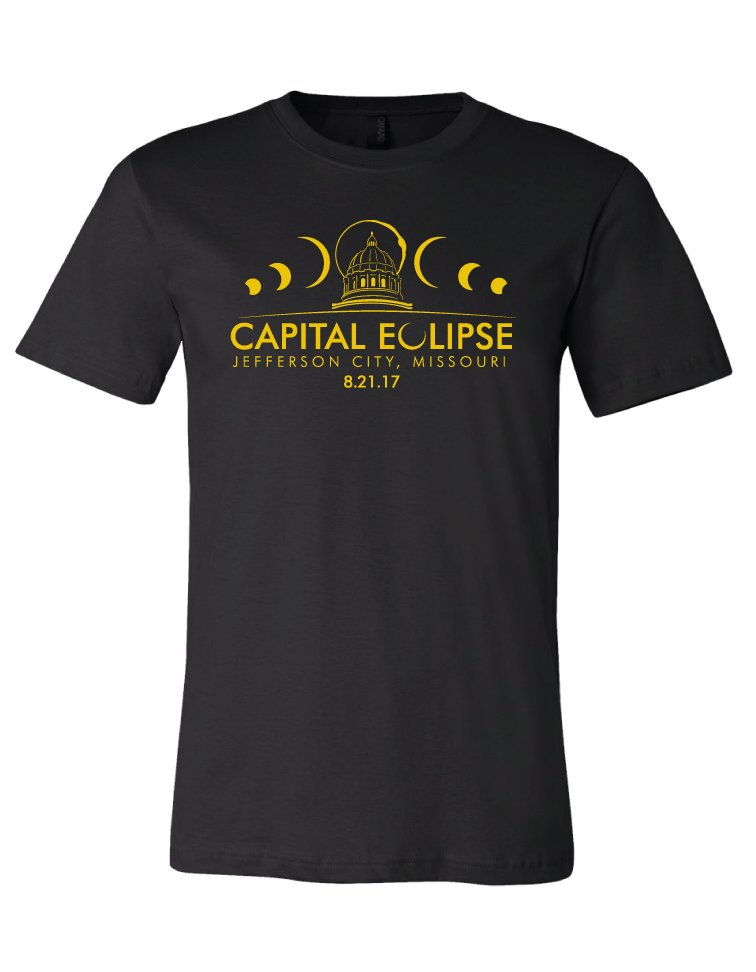 Capital Eclipse Totality Tee - Youth