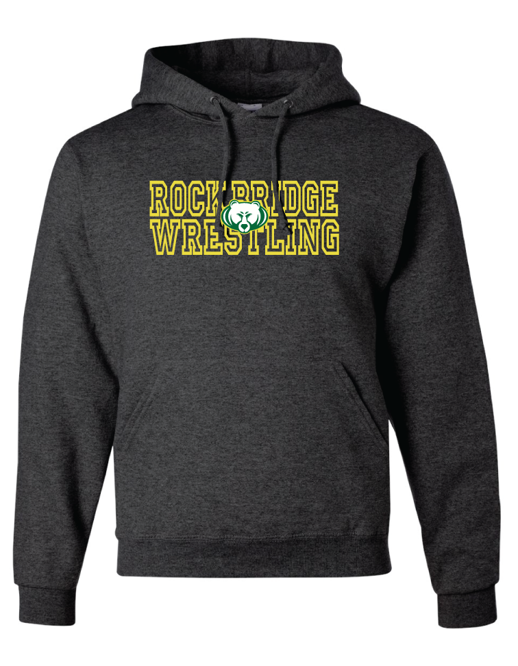 Rock Bridge Wrestling Hoodie