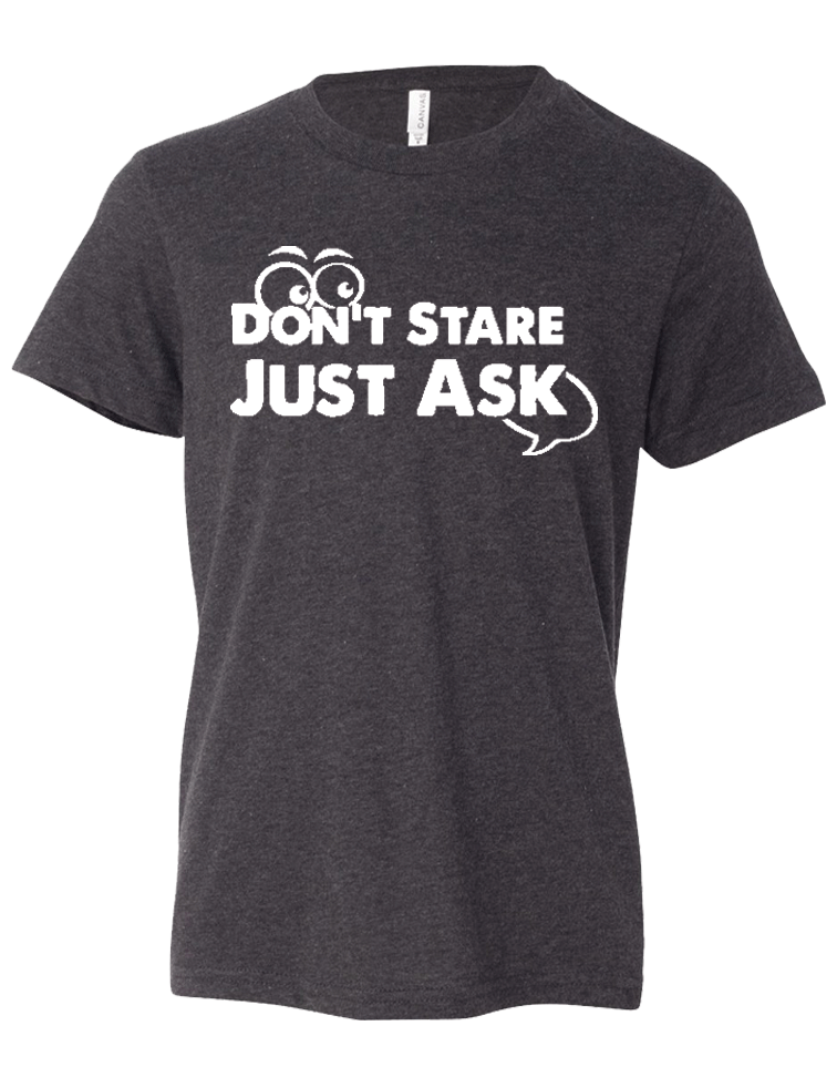 Don't Stare Just Ask