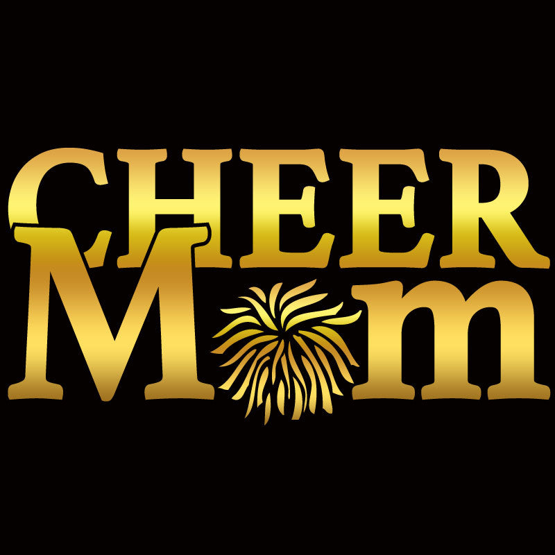 Cheer Mom - Design Only