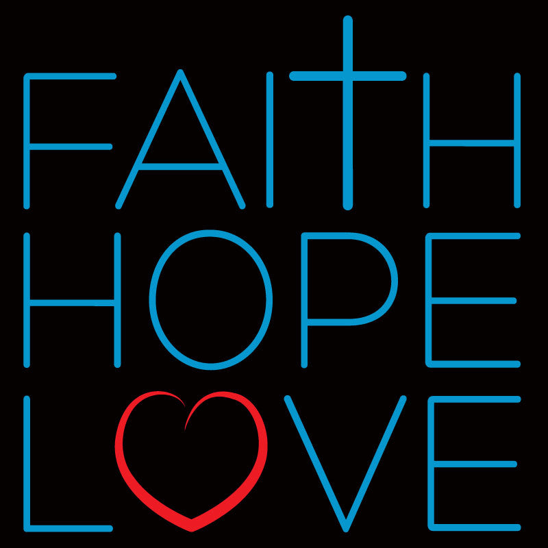 Image result for faith love graphic